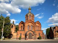 Experience Saint Petersburg, Moscow and Golden Ring Tour