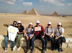 Nile Cruise and Desert Tour