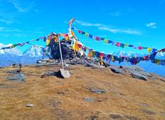 PIKEY PEAK TREK – 10 DAYS Tour