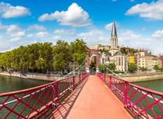 Colors of Provence 2022 Start Avignon, End Lyon Tour