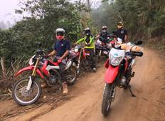 5 days Beaten Path Vietnam Motorbike Tour Tour