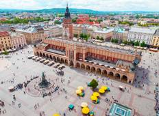 6 days in Krakow and Szczawnica- private exclusive tour for 2 people  Tour