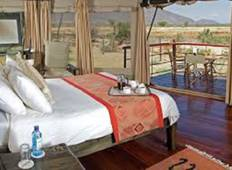 Tsavo East & West Nationalpark Safari - 2 Tage  Rundreise