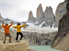 W-Trek in Torres del Paine Standard – Self Guided (5 Days / 4 Nights) Tour