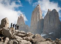 W-Trek in Torres del Paine Standard – Guided in Small Groups (5 Days / 4 Nights) Tour