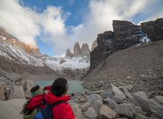 W-Trek in Torres del Paine Express - Self Guided (4 Days / 3 Nights) Tour