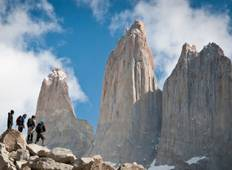 W-Trek in Torres del Paine Express – Guided in Small Groups (4 Days / 3 Nights) Tour