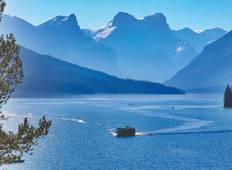 Canadian Rockies and Pacific Coast (Classic, Summer, End Seattle, 14 Days) Tour
