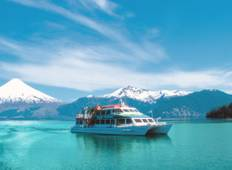 7 Days Lake Crossing between Chile and Argentina ** NEW** Tour