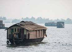 Kerala Rundreise: Backwaters und Wildlife Rundreise