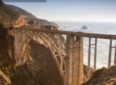 Coastal California And Big Sur (End Los Angeles, , 9 Days) Tour