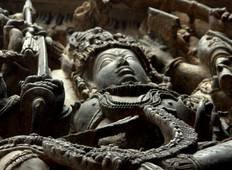 Mysore Belur and Halebidu From Bangalore Tour