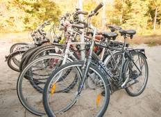 Bike tour along the Nemunas Delta and the Curonian Spit in 7 days (Private tour) Tour