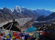 Everest Base Camp with Gokyo Trek Tour