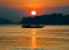 Brahmaputra Cruise with Northern India Tour Tour