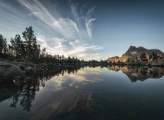 The John Muir Trail Tour