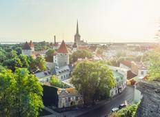Tallinn Weekend Break Tour
