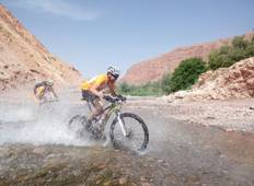 10-Days From Marrakech to The Big High Atlas Mountain Bike Adventure,and Sahara Desert  Tour