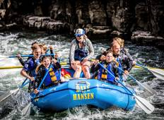 Wildwasser Rafting in Kitulgala Rundreise