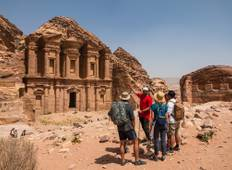 Jordan Retreat: Petra Tour
