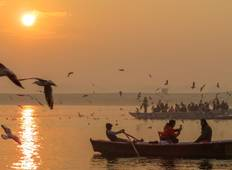 Marvels of North - Golden Triangle with Varanasi & Calcutta Tour