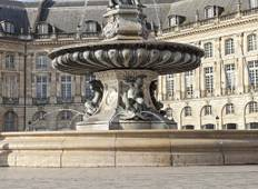 Beautiful Bordeaux with Paris Tour