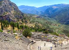 Ancient Empires of Greece Tour