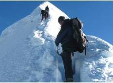 Everest High Passes and Island Peak Tour