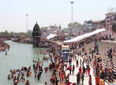 Dehradun to Haridwar ArirportTransfers+Hotel+Sightseeing Tour