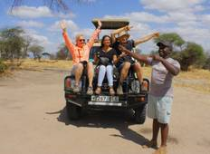 Amazing Two-day safari to Tarangire and Ngorongoro Tour