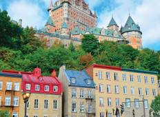 Highlights of Eastern & Western Canada with Alaska Cruise (2021) Tour