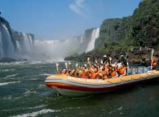 3 Days PRIVATE Experience @ IGUAZU, including everything!  JUST A SIMPLE AWESOME EXPERIENCE ! Tour
