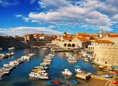 Authentic Croatia from Dubrovnik to Porec - M/S My Wish Tour