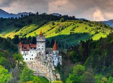 Carpathian Mountains and Painted Monasteries of Bucovina Tour
