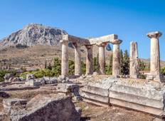 9 Day Tour in Ancient Peloponnese at UNESCO's sites & Swimming Safari Tour Tour