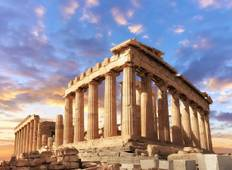 10 Day Vacation Package Greece, Olympia, Delphi, Meteora & Santorini Tour