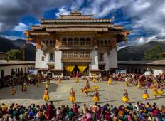 Bhutan Tour with 4 Days Druk Path Trek- 7 Days Tour