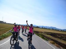 Cycle the Spanish Mediterranean, from Valencia to Gandia – 5 days Tour