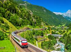 Switzerland: Hidden Trails & Majestic Peaks  (Neuchatel to Lucerne) (2022) Tour