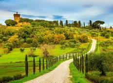 Via Francigena in Tuscany: Siena to Acquapendente Tour