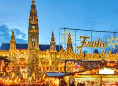 Danube Holiday Markets (2022) (Budapest to Passau, 2022) Tour