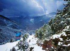 Andorra Skisafari Deluxe Package, Self-drive Tour
