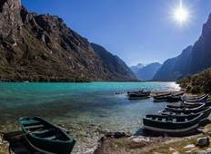 4 days Traditional Huaraz & Llanganuco lagoon Tour