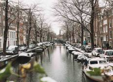 Amsterdam for New Year (4 Days) Tour
