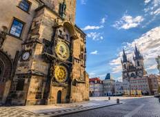 Prague, Dresden, and the Castles of Bohemia: A Spectacular Cruise on the Elbe and Vltava Rivers Tour