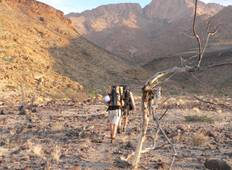 Namibia active - Hiking Safari Tour