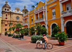 PRIVATE 5 Days Week Getaway Cartagena de Indias  Tour