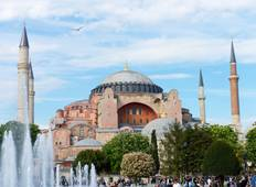 7-Day Turkey Tour Package to Istanbul, Ephesus and Pamukkale Tour
