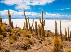 Hito - Cajón - Uyuni 4 days  Tour