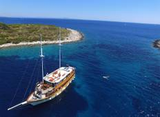 8-day Dubrovnik Return cruise - A-Extra boat, mixed-age Tour